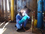 Welder's Qualification Test for SMAW NC II
