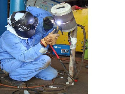 6G Welding Position using GTAW Process on 6 inch Stainless Steel